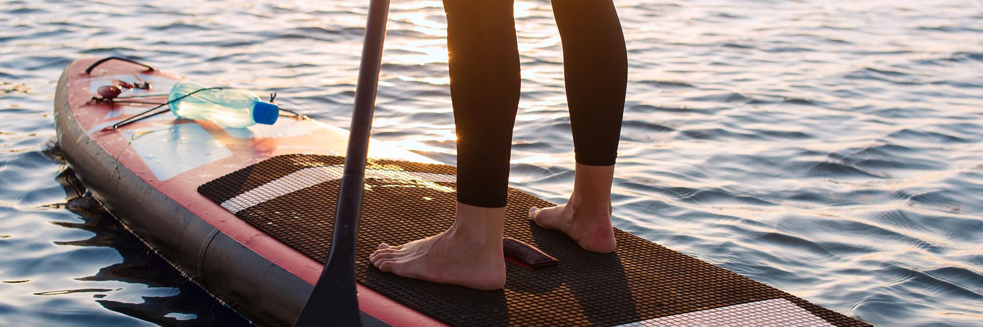 24h de Paddle pour une équipe Groupe DUBREUIL au Vendée Coeur !