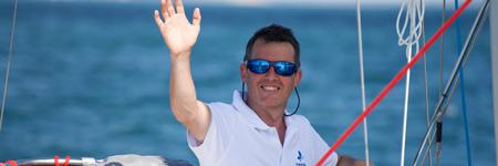 Groupe DUBREUIL et French bee, partenaires du skipper Antoine COUSOT