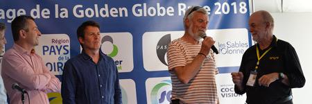 Soirée Golden Globe Race 2018 - Groupe DUBREUIL