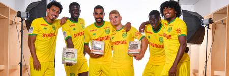 Flamino renouvelle son partenariat avec le FC Nantes !