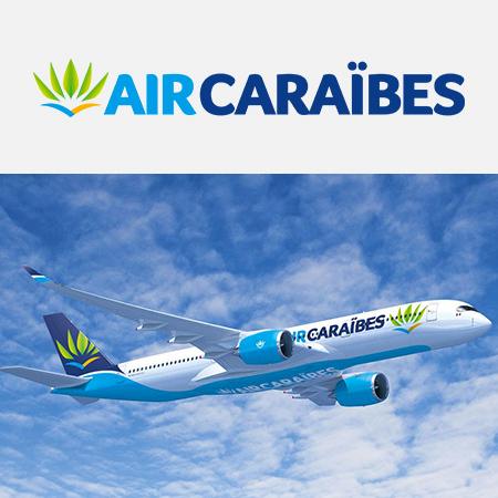 Vols Transatlantiques AIR CARAIBES