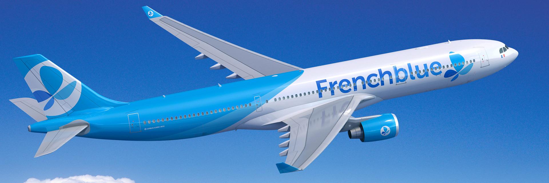 Le Groupe Dubreuil a présenté le dernier né de son pôle aérien baptisé French Blue - la 1ère compagnie aérienne française low-cost et long-courrier.