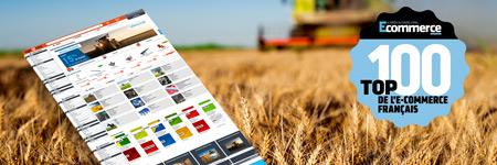 Agrizone, 79ème site e-commerce !