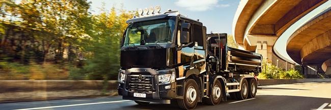 Le groupe Dubreuil se développe sur le Poids Lourd avec Renault Trucks